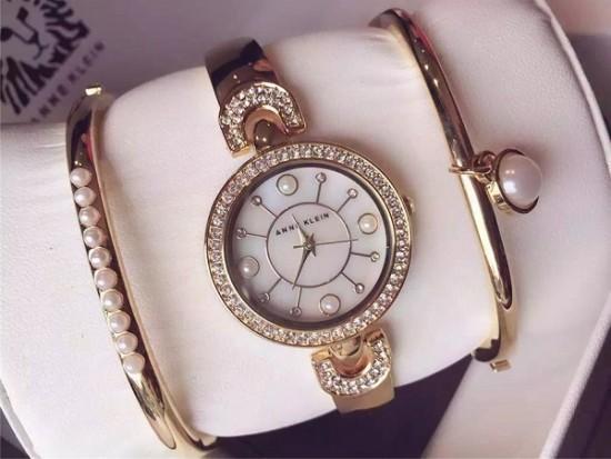 Đồng hồ Anne Klein AK/1960GBST