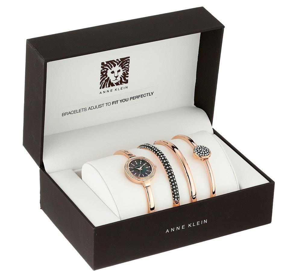 10 mẫu đồng hồ Anne Klein Nữ kèm lắc tay sang trọng đang được săn lù