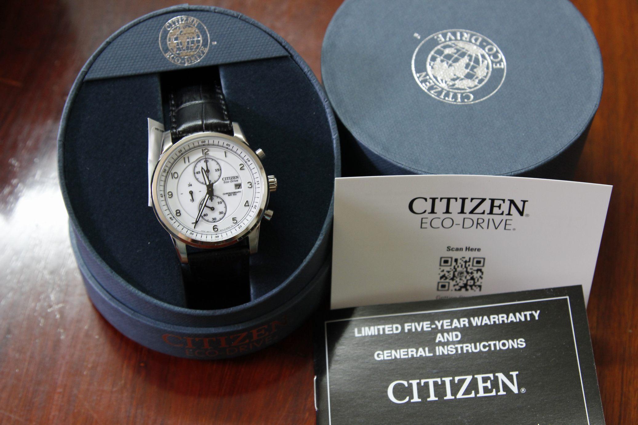 Điểm nổi bật của đồng hồ hàng hiệu Citizen và những lưu ý khi sử dụng 1