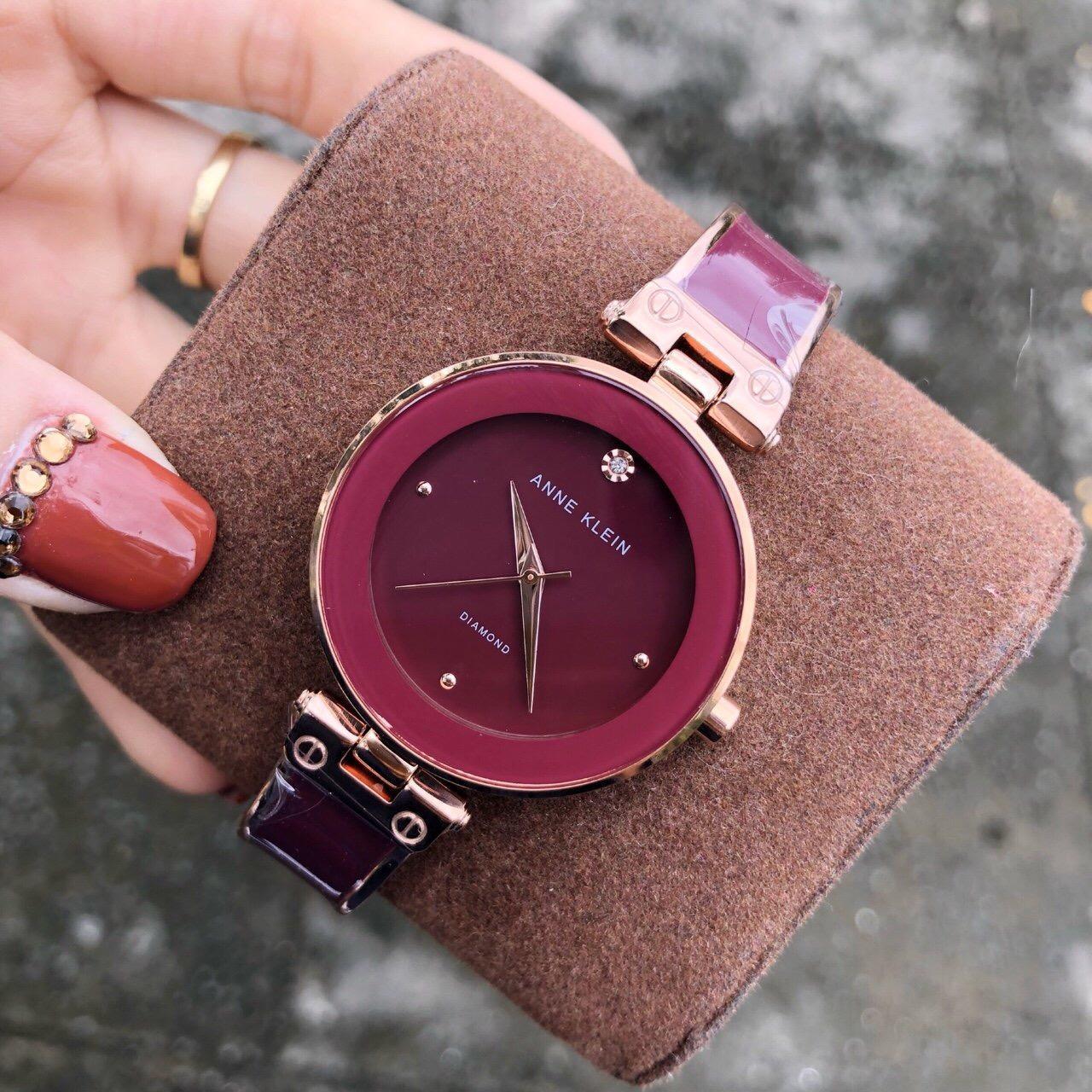 10 mẫu đồng hồ Anne Klein Nữ kèm lắc tay sang trọng đang được săn lùng v