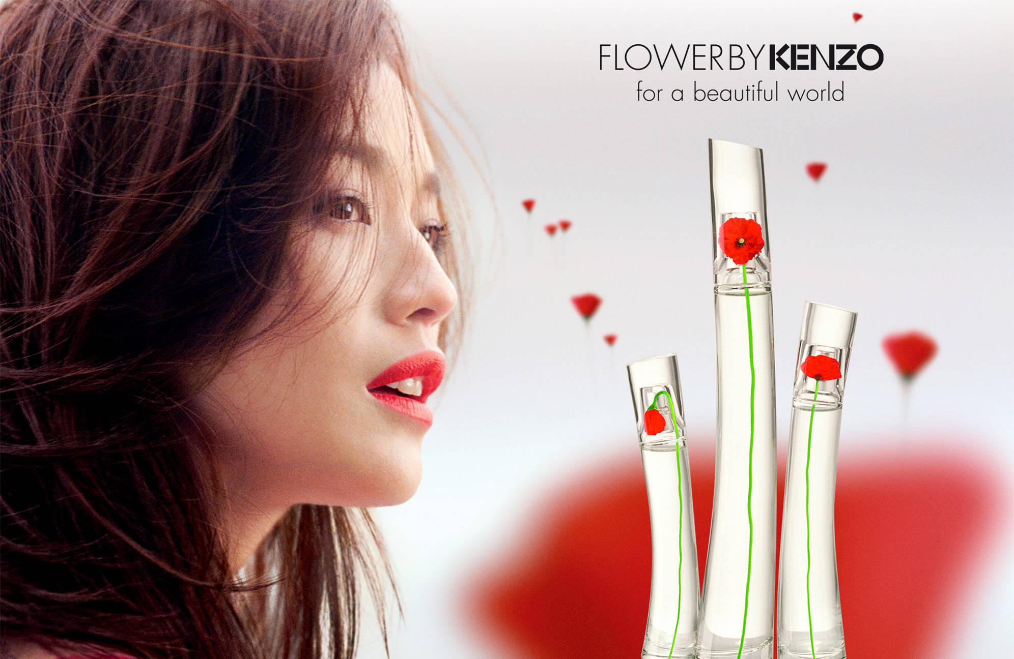 Nuoc Hoa Flower By Kenzo EDP Cho Nu 100ml Nhat anh 1