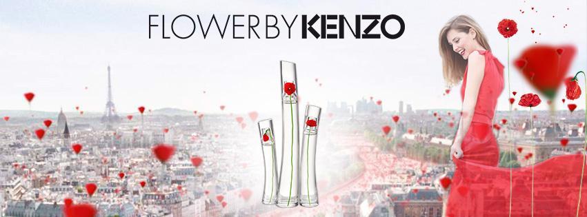 Nuoc Hoa Flower By Kenzo EDP Cho Nu 100ml Nhat