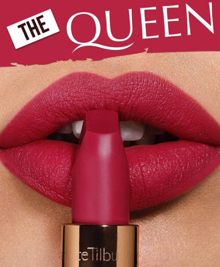 Son Charlotte Tilbury Legendary Queen đỏ chính hãng ảnh 2