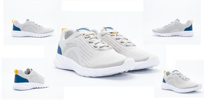 Mua Giày Chạy Nam Anta 81935579-2 Size 40, kiểu thể thao màu xám, Giá tốt