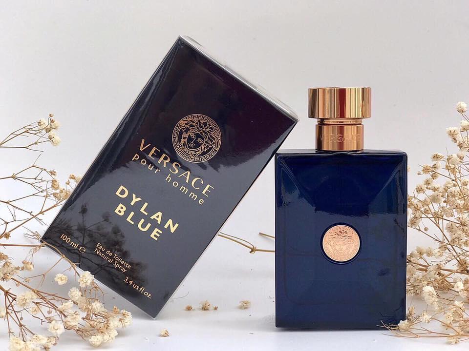 Mua Nước Hoa Versace Pour Homme Dylan Blue EDY 100ml cho Nam, Giá Tốt ảnh 1