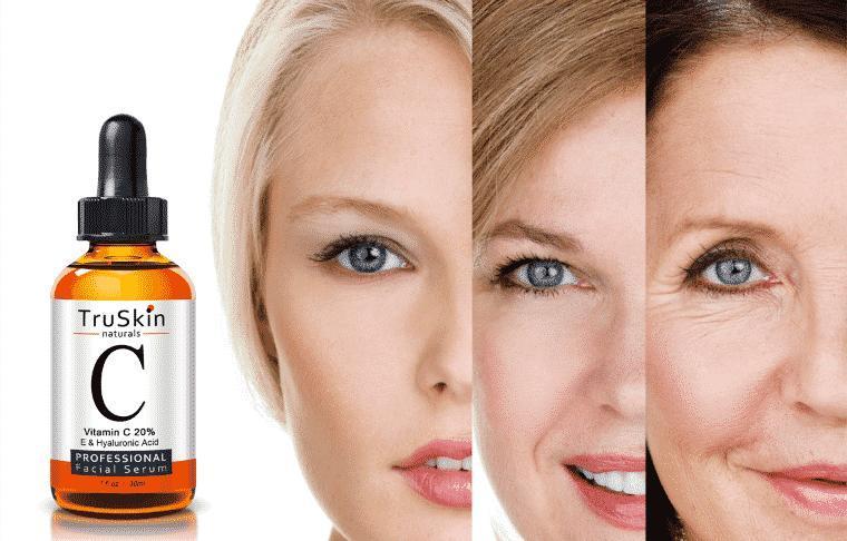 Mua Serum Truskin Naturals Vitamin C 20 E & Hyaluronic Acid 30ml hiệu quả, Giá tốt ảnh 5