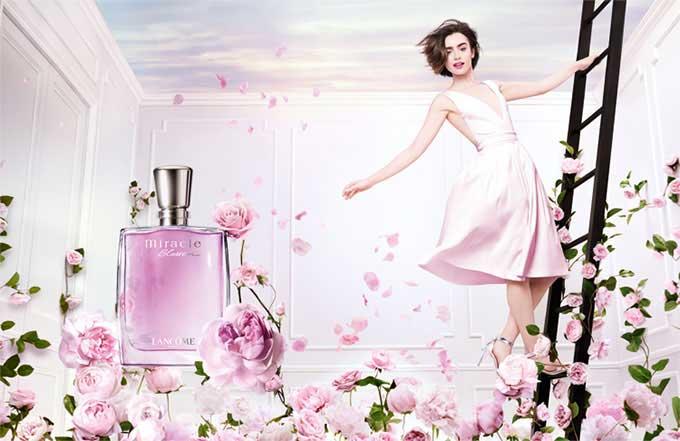 Mua nước hoa Lancome Miracle 5ml cho Nữ, Chai thủy tinh hồng, Giá Tốt ảnh 2