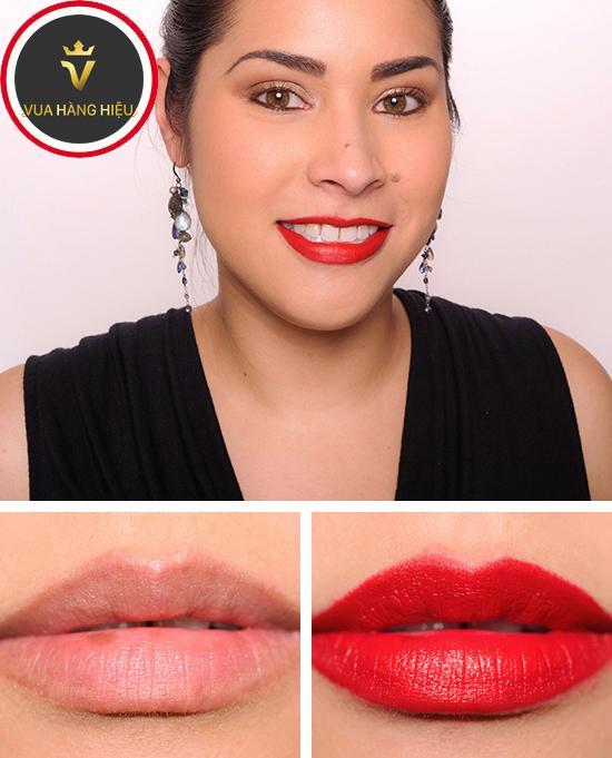 Chat Son Tom Ford Lip Color Matte Lipstick 07 Ruby Rush